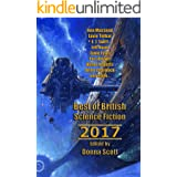 Best of British Science Fiction 2017