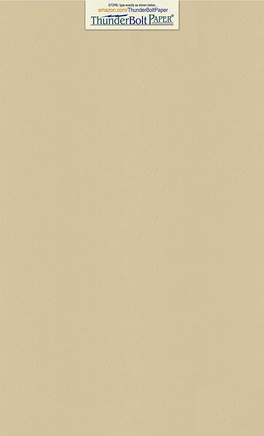 8.5 X 11-80lb Pound Weight Letter Size NOT Card//Cover 250 Desert Tan Fiber Finish 32//80# Text Smooth Finish Paper Sheets Natural Fibers with Darker Specks