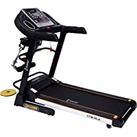 Cockatoo CTM-06 Series 2 HP Motorised Multi-Function Treadmill with G-Fit App Pairing