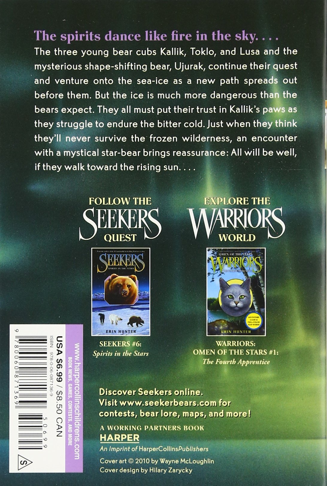 Seekers 5 fire in the sky erin hunter 9780060871369 amazon seekers 5 fire in the sky erin hunter 9780060871369 amazon books fandeluxe Ebook collections
