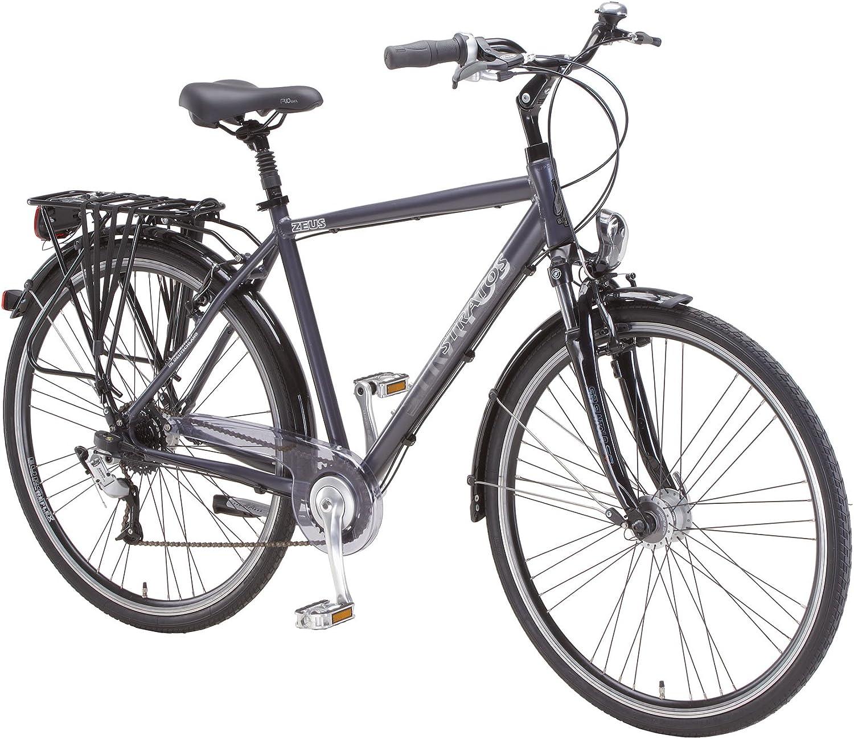 Stratos 1984 - Bicicleta para Hombre, Cuadro 52 cm, Color Rojo ...