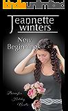 New Beginnings: Holiday Novella Barrington Billionaire's Series Book 5.5 (Barrington Billionaires)