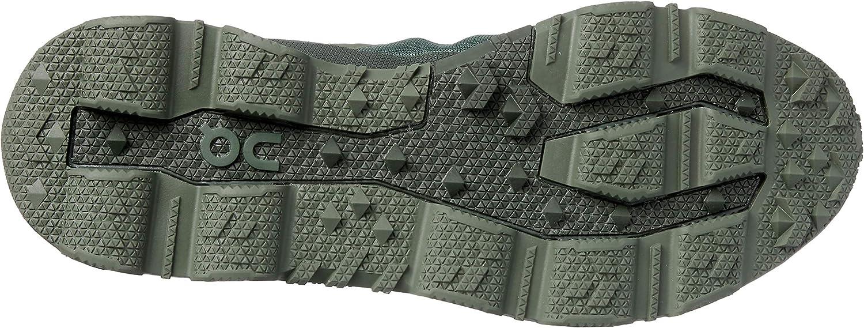 On Men's Cloudventure Running Shoes, Forest/Sulphur Green (Forest/Sulphur)