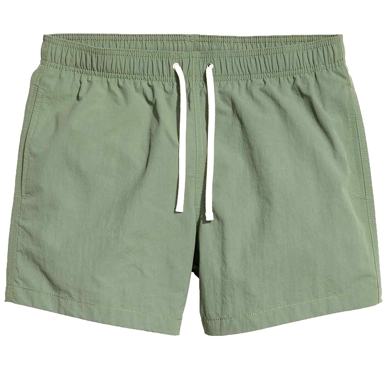 aa1c6aac7f5f3 MH Mens H&M Ex Factory Tom Swim Shorts: Amazon.co.uk: Clothing
