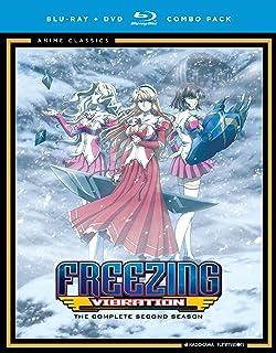 Freezing Vibration Season Two Blu Ray