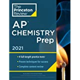 Princeton Review AP Chemistry Prep, 2021: 4 Practice Tests + Complete Content Review + Strategies & Techniques (College…
