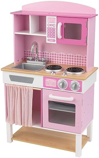 Kidkraft spielküche home cookin aus holz