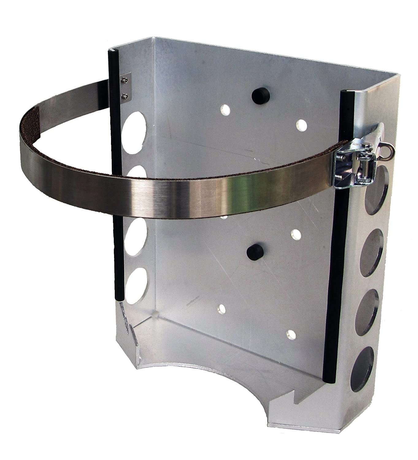 Propane (BKT-2286) Mounting Bracket, Fits 11 lb. Worthington (2.5 gallon) Propane (LP) tank or the Manchester 10 lb. with a 9' diameter Propane tank Power Tank