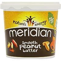 Meridian Natural Smooth Peanut Butter with No Added Salt 1 Kg (1 Unit)