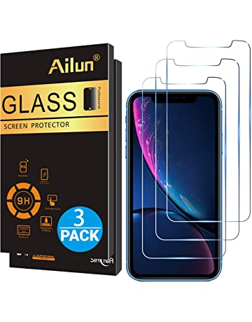 bf3b65b49b4c Ailun Glass Screen Protector for iPhone XR (6.1inch 2018 Release)