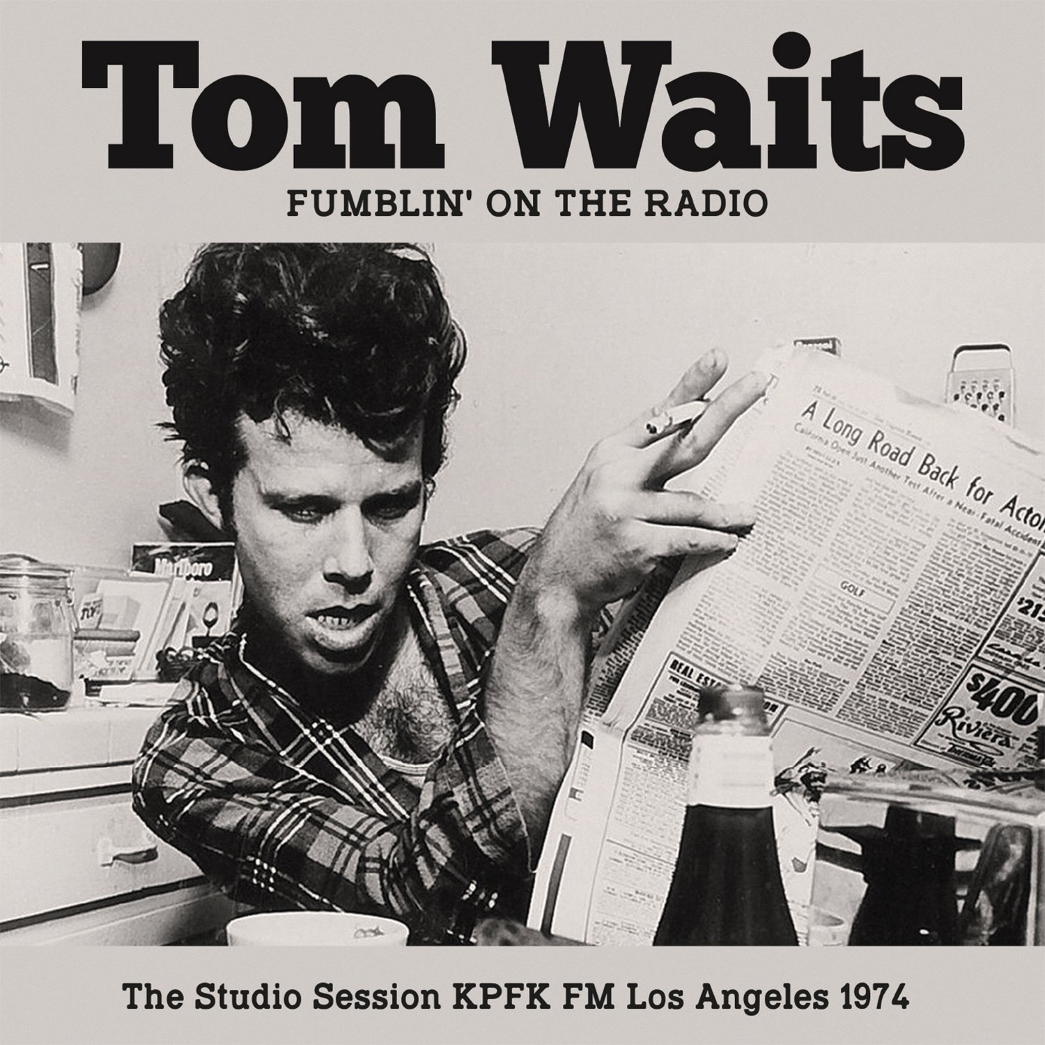 Fumblin On The Radio By Tom Waits Amazoncouk Music