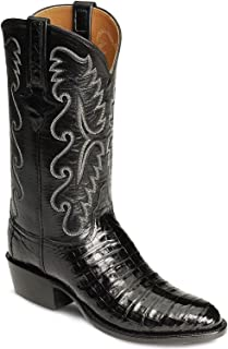 product image for Lucchese Men's Handmade Classics Caiman Ultra Belly Cowboy Boot - Gb5953.73