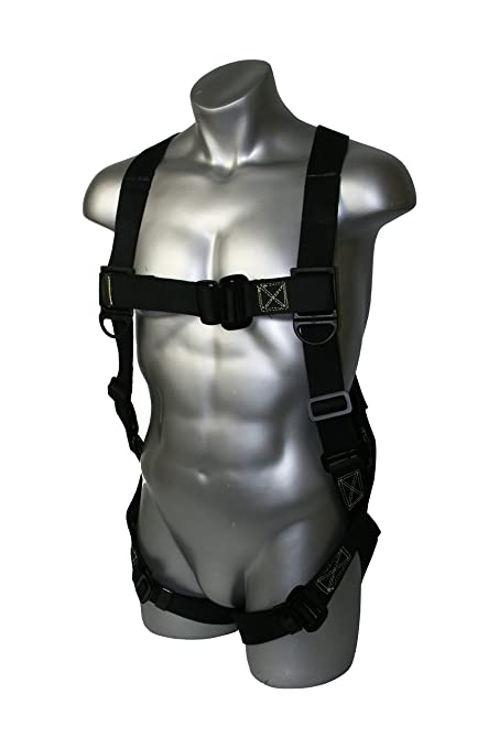 967aac8fb033 Guardian Fall Protection 00900 M-L HUV Kevlar Harness - Fall Arrest ...