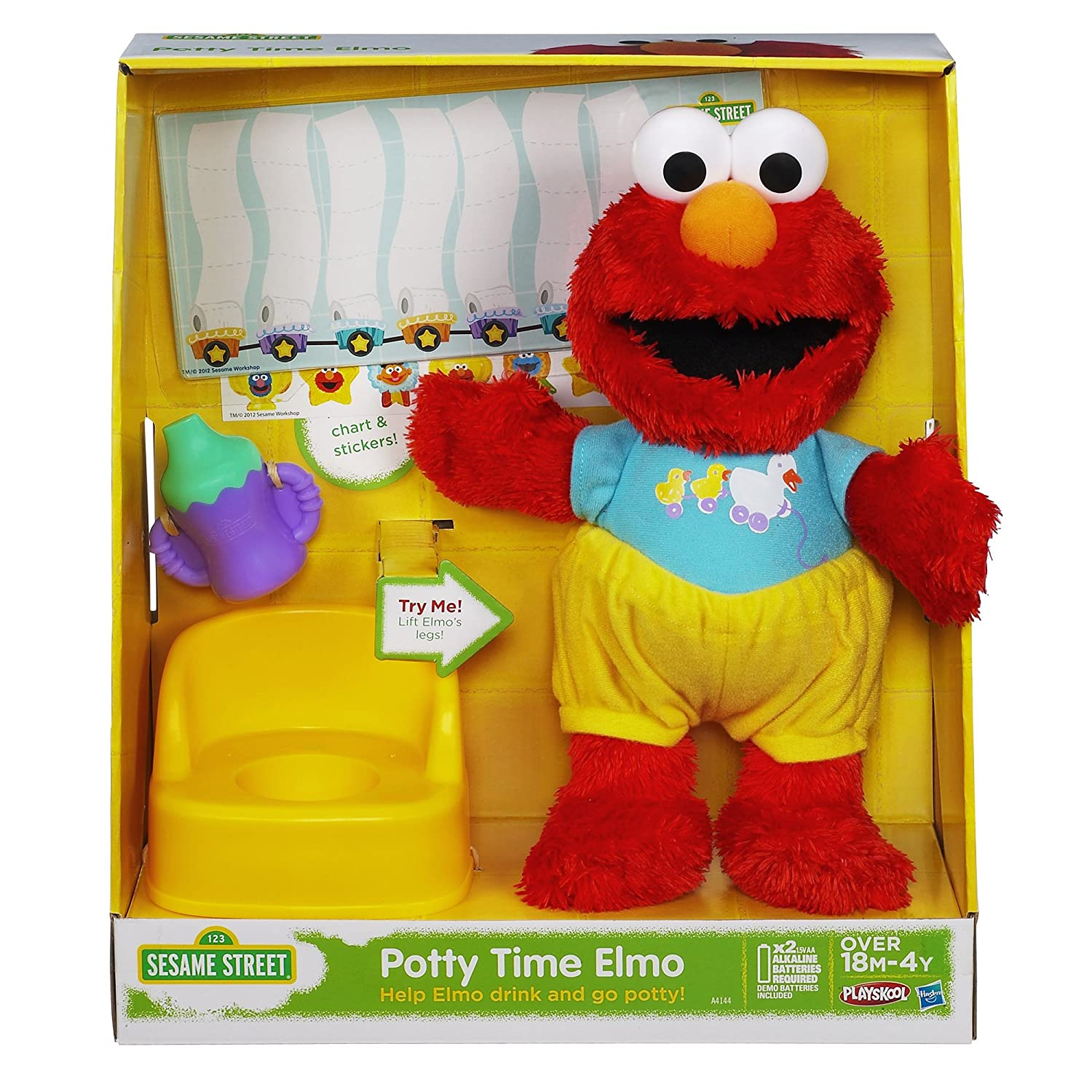 potty time images