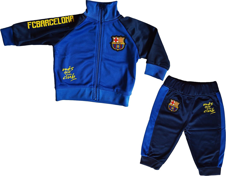 Survetement bebé Barca – Colección Oficial FC Barcelona, Bebé niño ...