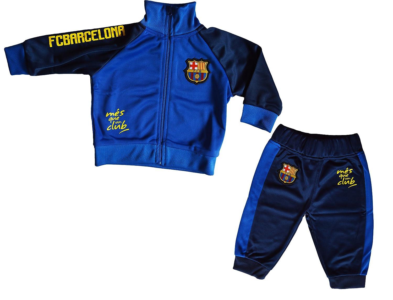 SURVETEMENT bébé BARCA - Collection officielle FC Barcelone Barcelone FC a52fb03f651