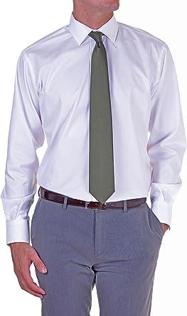 Ingram - Camisa Hombre Classic blanco 43: Amazon.es: Ropa y ...
