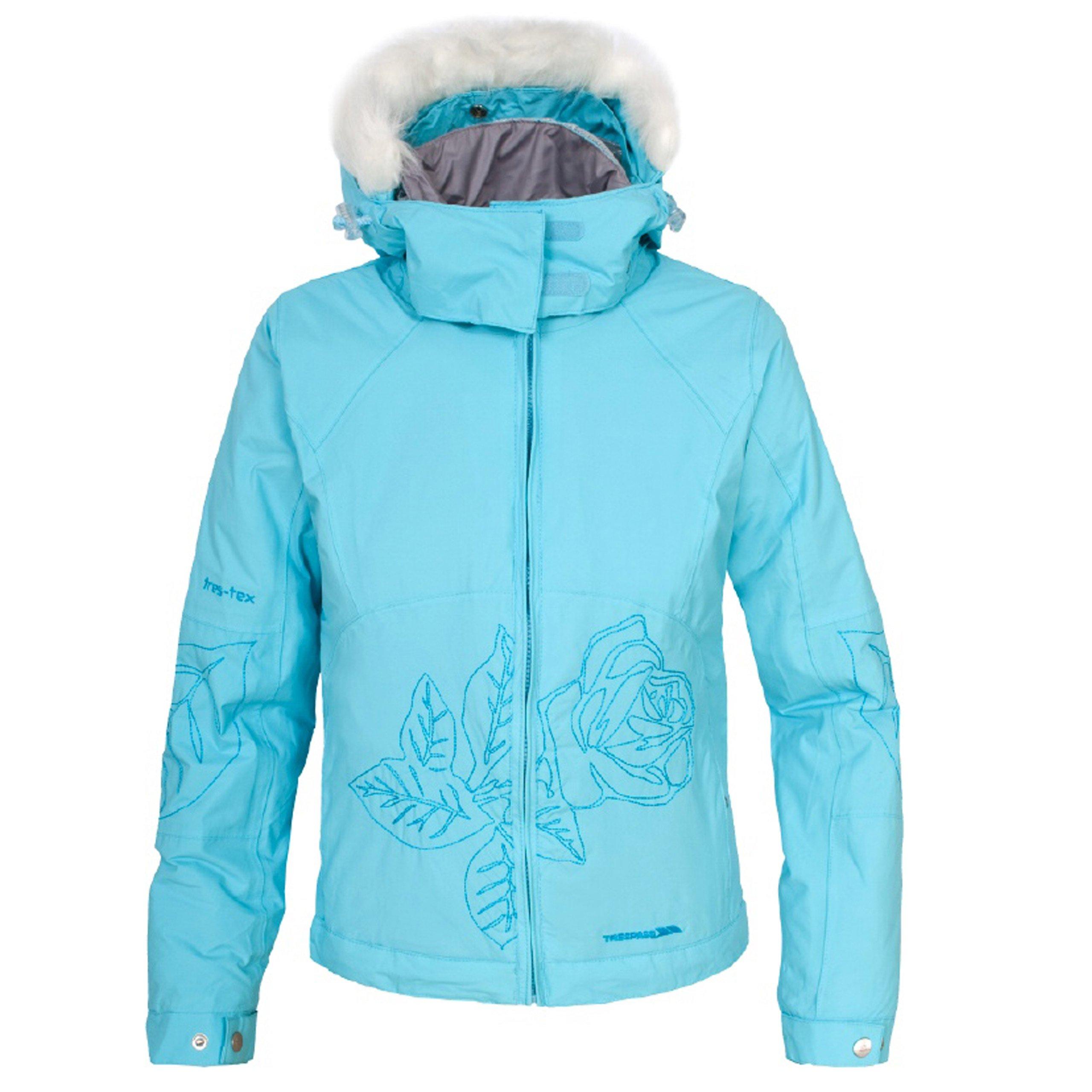MIMOSA Girl's (Youth) Ski Jacket POOL BLUE 16Y