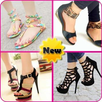 68eb388617d Amazon.com: Stylish Ladies Shoes Designs USols Beauty: Appstore for ...