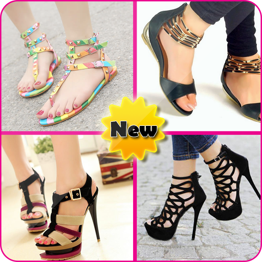 Stylish Ladies Shoes Designs USols