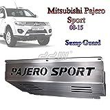 1x Bash Plate Sump Guard Fits Mitsubishi Challenger Pajero Montero Sport 08-15