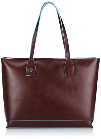 Shopping bag con compartimento porta iPad®mini  Amazon.it  Valigeria 790d3f2d13a