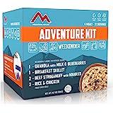 Mountain House Adventure Weekender Kit | Freeze Dried Camping & Backpacking Food | 12 Servings
