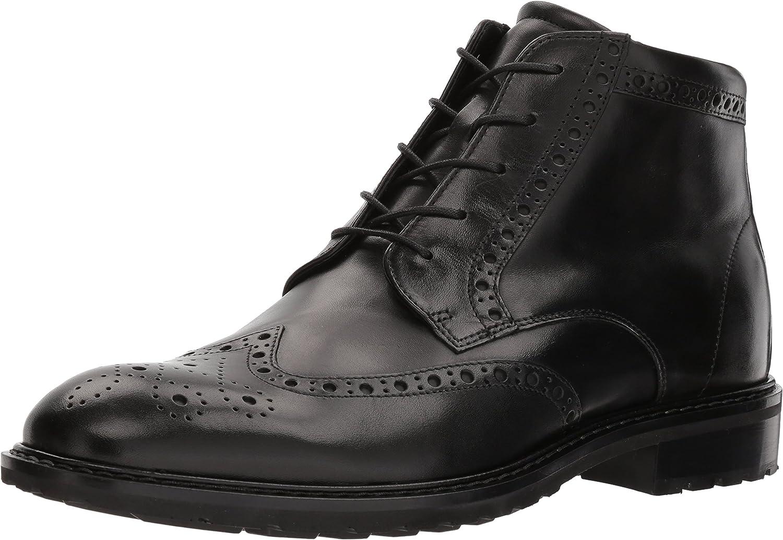 Ecco Men's Vitrus I Tie Boot Oxford