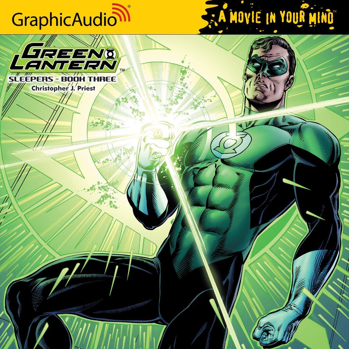 DC Comics: Green Lantern - Sleepers (Book Three)
