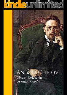 Obras ─ Colección de Antón Chejóv: Biblioteca de Grandes Escritores - Obras Completas (Spanish