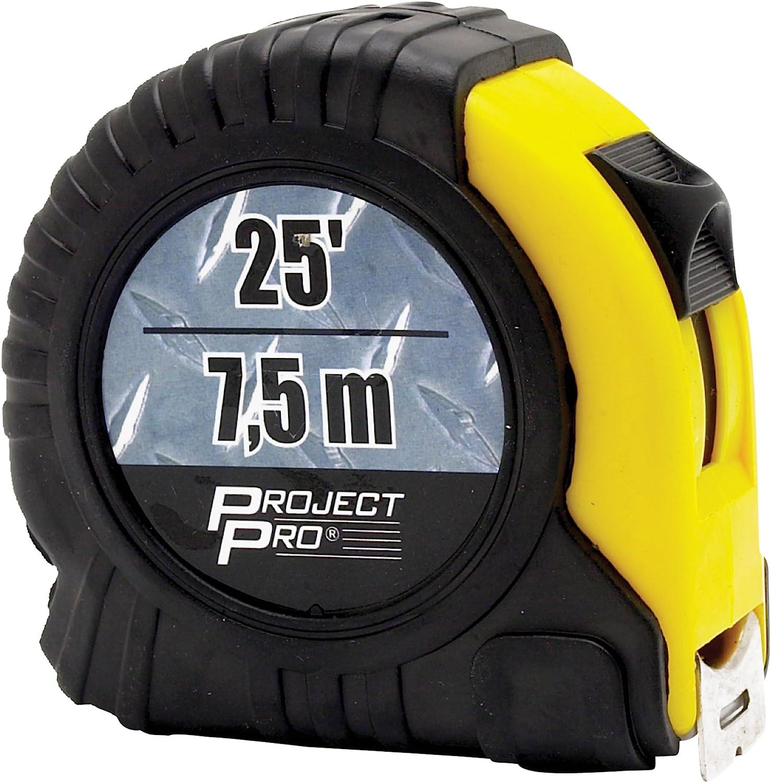 Performance Tool 1474 25 Cushion Grip Tape Measure
