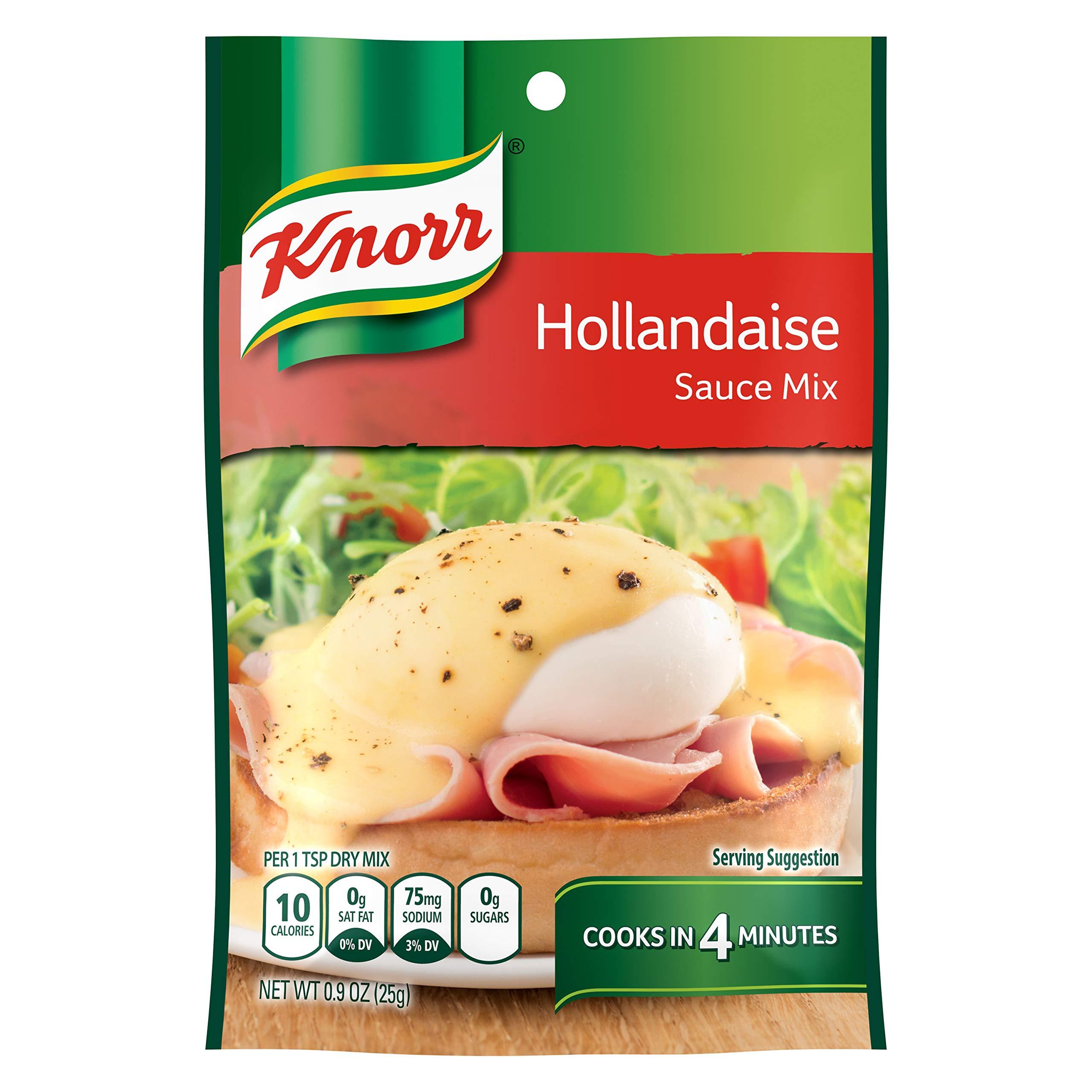 Knorr Sauce Mix, Hollandaise, 0.9 oz