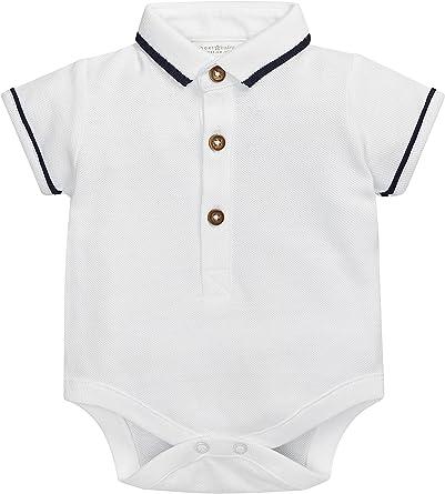 next Bebé Niño Body Estilo Polo (0 Meses - 2 Años) Corte ...