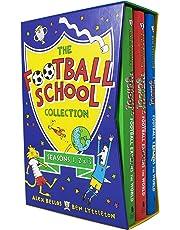 Football School Box Set: Seasons 1-3