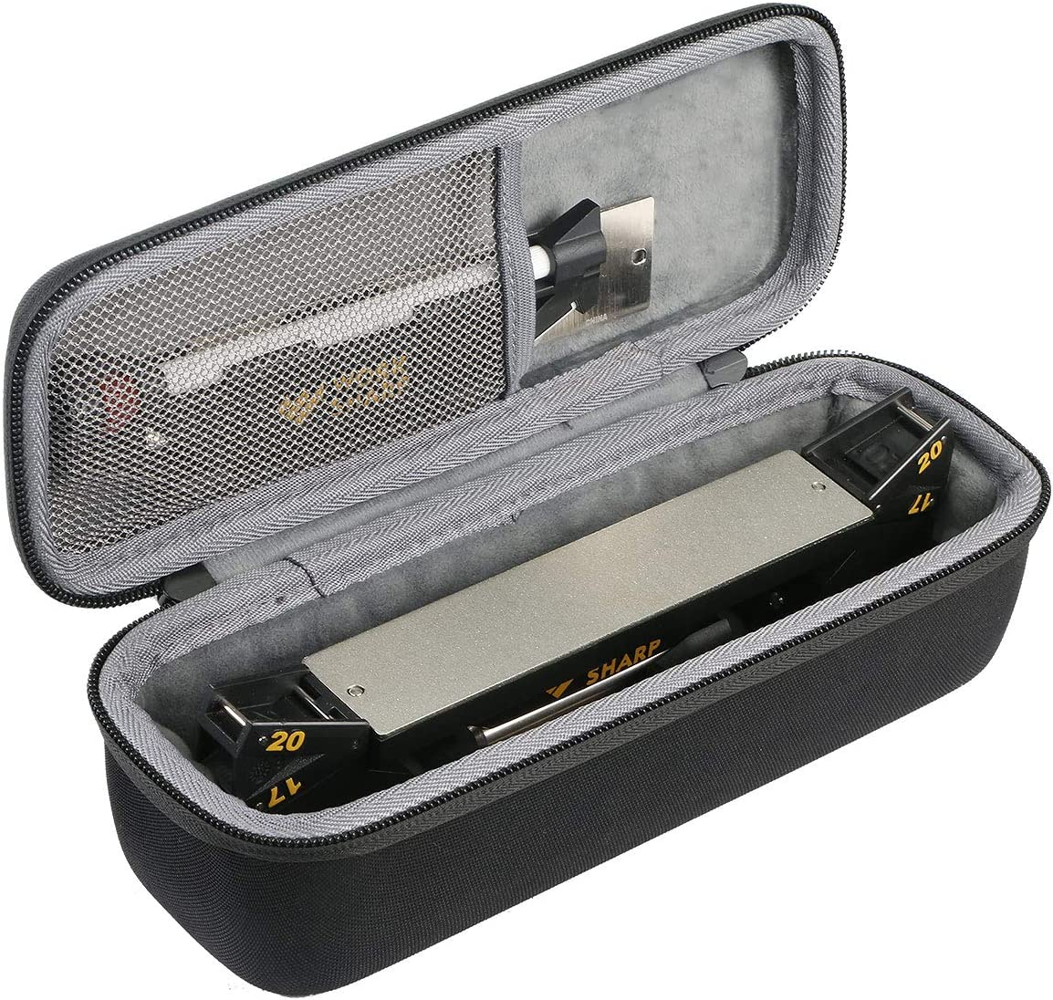co2crea Hard Travel Case for Work Sharp Guided Sharpening System