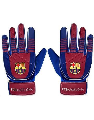 bc12662484a FC Barcelona - Guantes de portero oficiales - Para niños