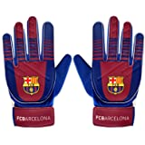 FC Barcelona Official Football Soccer Gift Goalkeeper Goalie Gloves