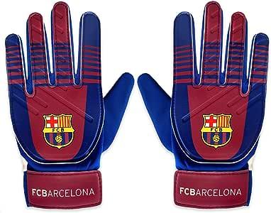 FC Barcelona - Guantes de portero oficiales - Para niños: Amazon.es: Deportes y aire libre