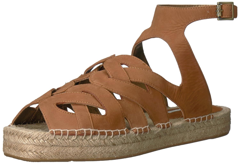 Cynthia Vincent Women's Pebbles Platform Sandal B014QVSZ6O 9.5 B(M) US|Mocha