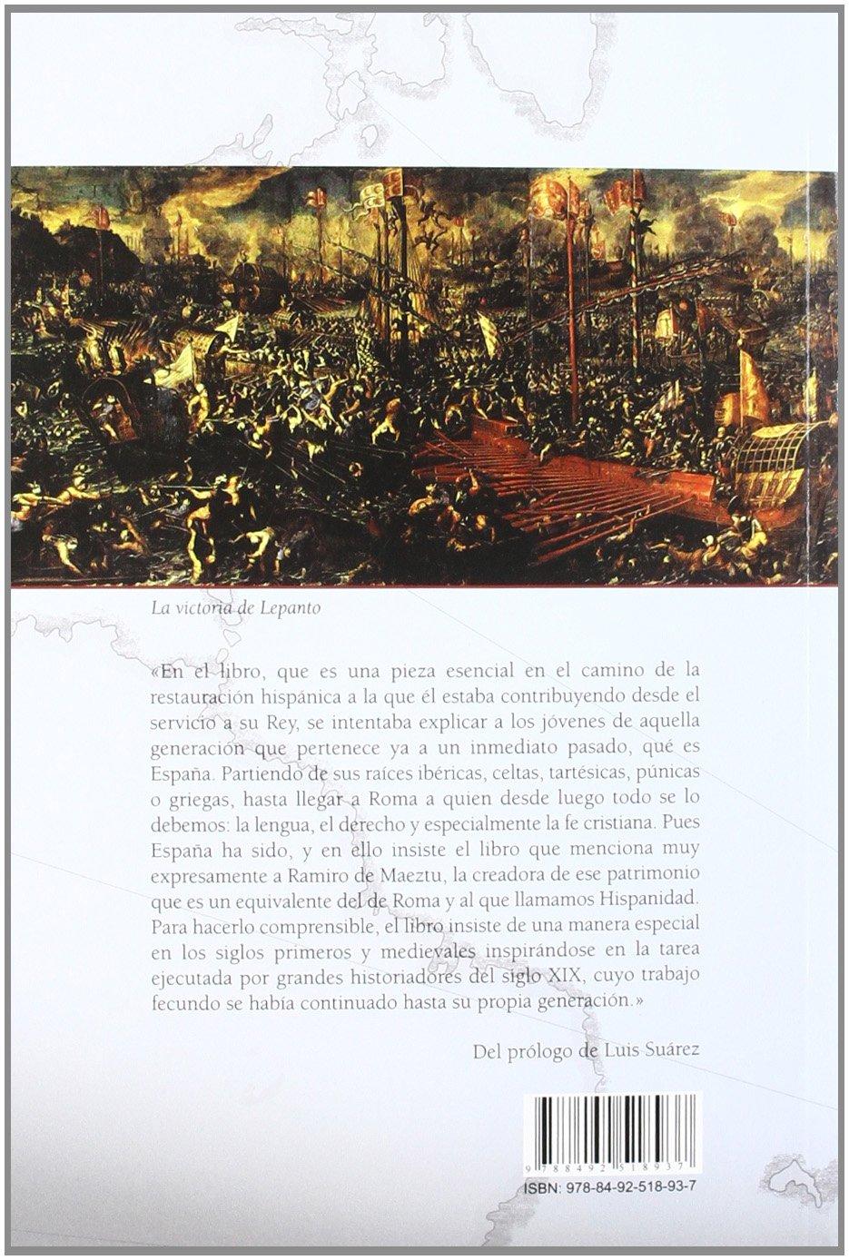 Historia De España Contada Con Sencillez, La: Amazon.es: Peman, Jose Maria: Libros