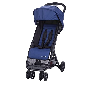 Safety 1st TEENY Baleine Blue Chic - Silla de paseo plegable y multifuncional, unisex, color azul