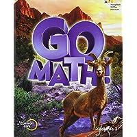 Go Math!: Student Edition Volume 2 Grade 6 2015