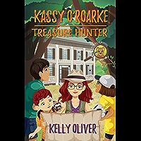 Kassy O'Roarke, Treasure Hunter: Pet Detective Mysteries