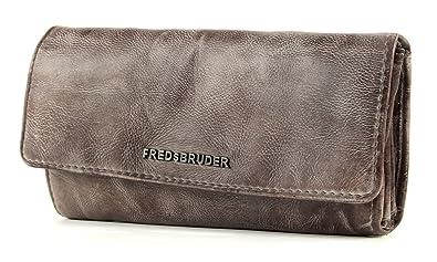 Wählen Sie für offizielle neuer Stil Sonderpreis für FREDsBRUDER Geldbörse - Wallet View II Waxed - Flax: Amazon ...