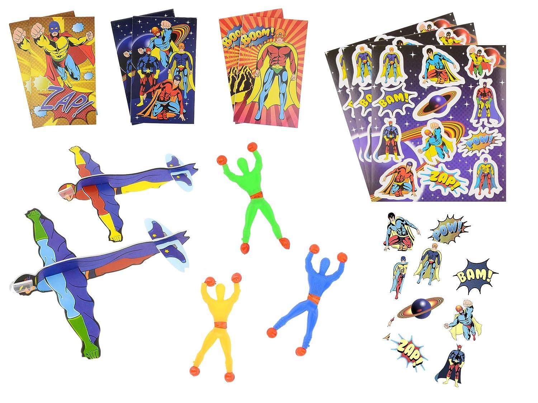 Storm&Lighthouse 50 pièces Ferme Pack de faveur pour Les Enfants - remplisseur de Sac de Partie / récompenses de Salle de Classe / Jouets pour Enfants / trophées / Jouets d'anniversaire