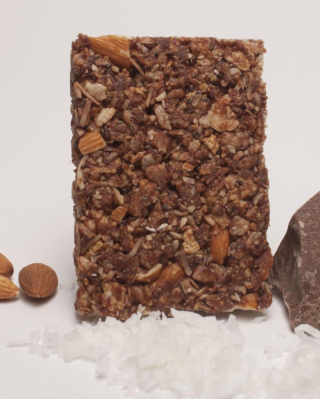GOTCYA – Premium Whole Food Bar Case of 16 bars