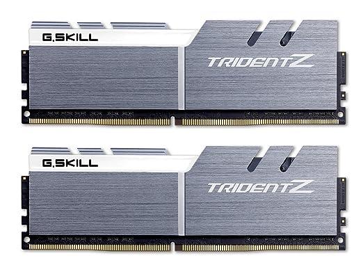 2 opinioni per GSkill F4-3200C15D-16GTZSW Memoria RAM da 8 GB, DDR4, 3200 MHz, CL15, Kit 2
