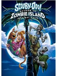 Scooby-Doo! Return to Zombie Island DVD