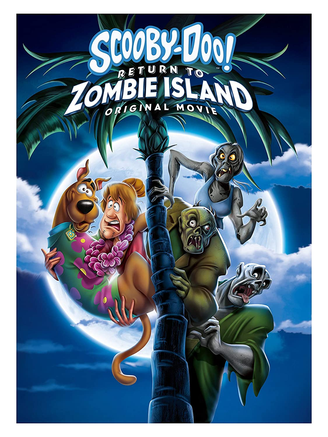 Scooby-Doo! Return to Zombie Island (DVD)