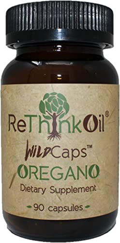 ReThinkOil WildCaps Oregano Oil